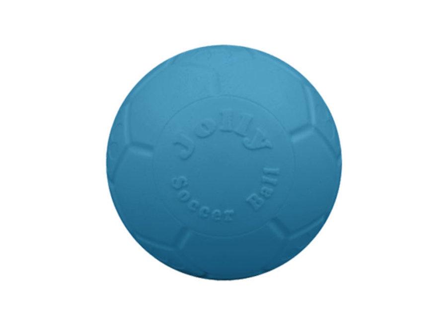 Jolly Soccer Ball 15cm Oceaan blauw