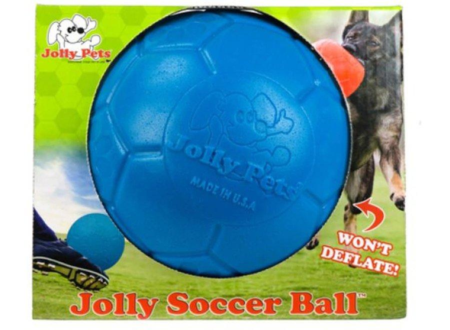 Jolly Soccer Ball 15cm Lichtblauw