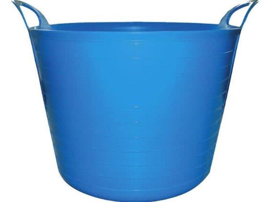 Flexi emmer 40 liter blauw