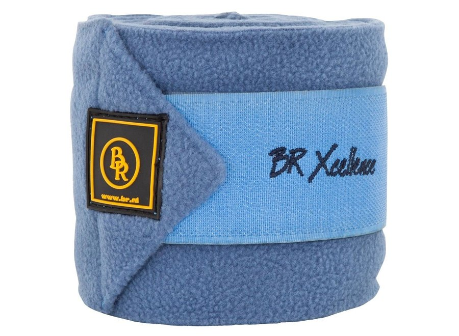 Bandages Xcellence fleece English Blue Full