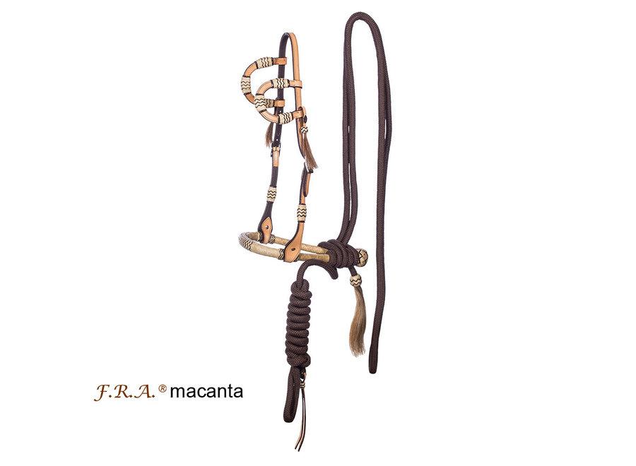 Macanta Compleet Bosal Hoofdstel