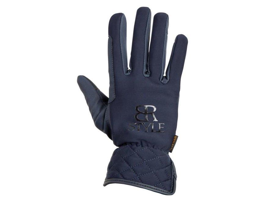 Handschoen Nicolina Navy