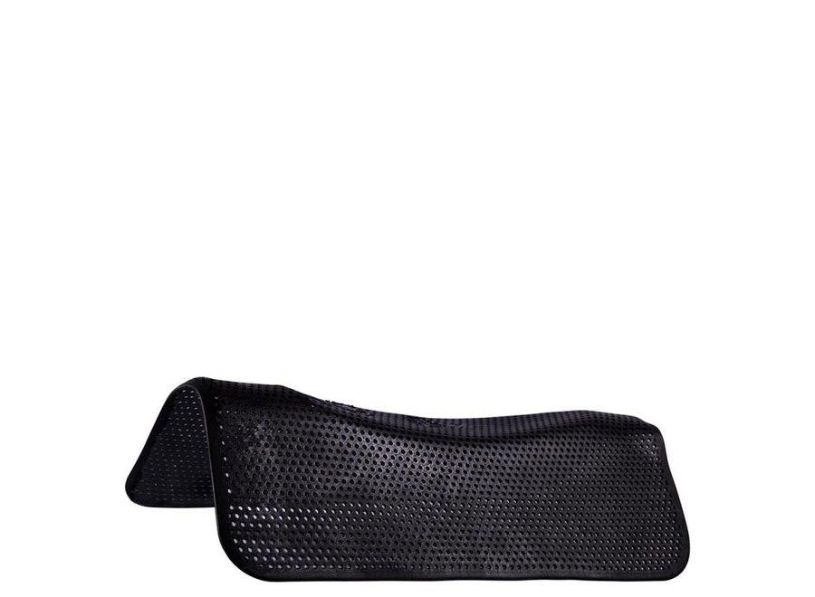 Gel pad Light soft gel anti-slip 58x42cm Zwart