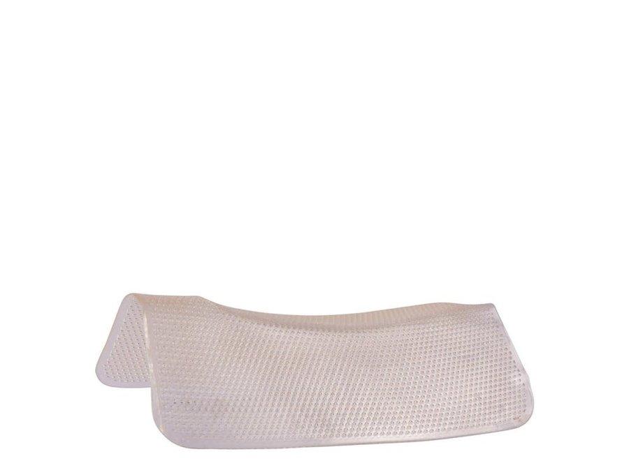 Gel pad Light soft gel anti-slip 58x42cm Transparant