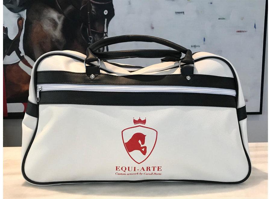 Equi-Arte Logo Bag Wit