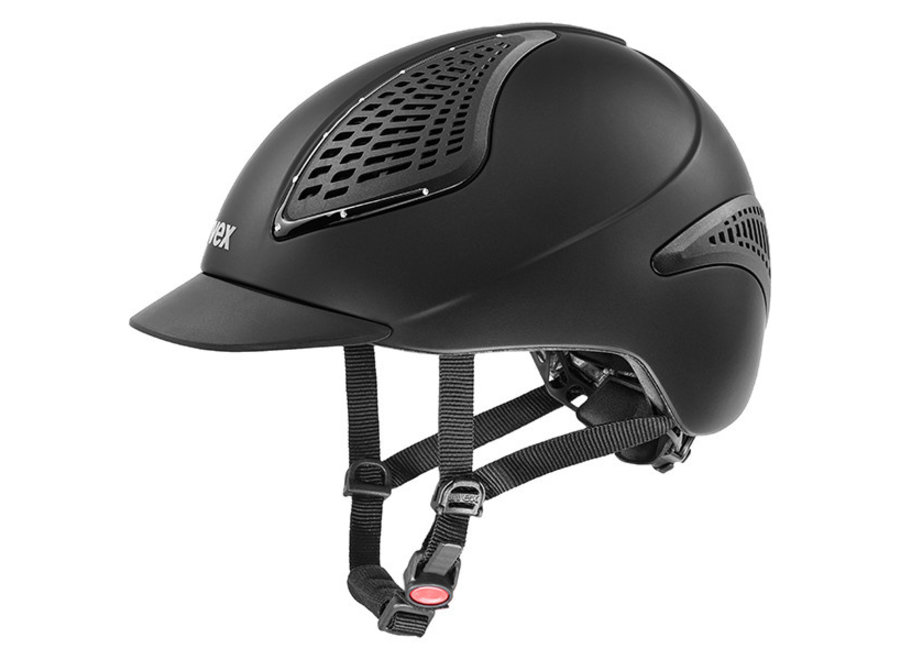 Exxential II Glamour Black mat