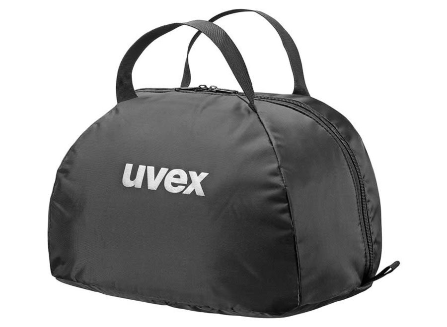 Helmtas Uvex zwart