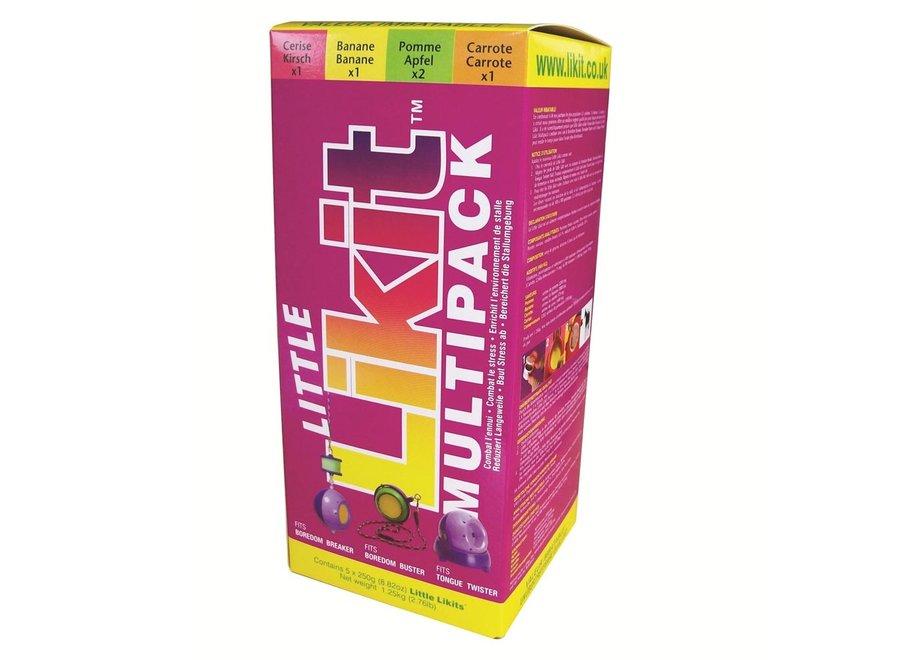 Liksteen Little Likit multipack 5x250gr