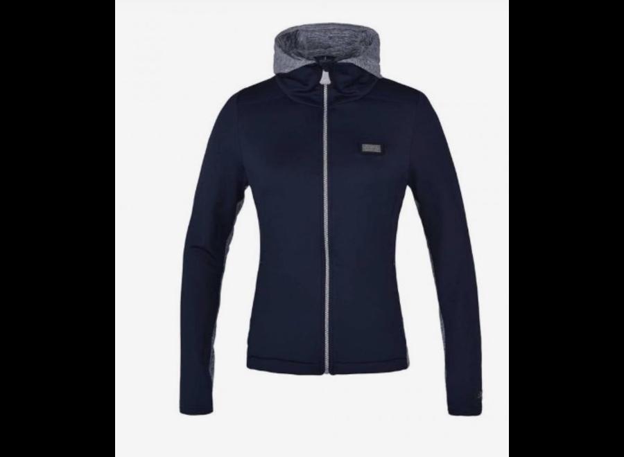 Fleece Jacket KL Sipa Navy