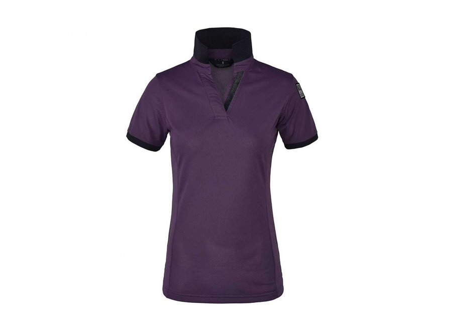 KL Andries CD Ladies Technical Poloshirt Purple