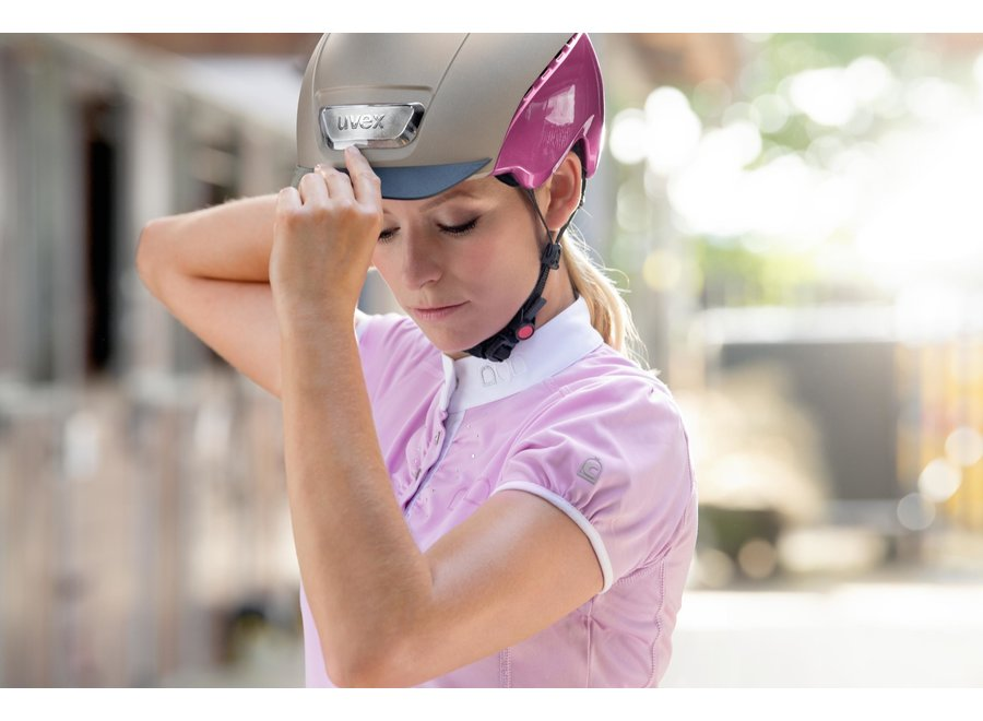Elexxion Pro Limited Champagne Mat - Pink Shiny