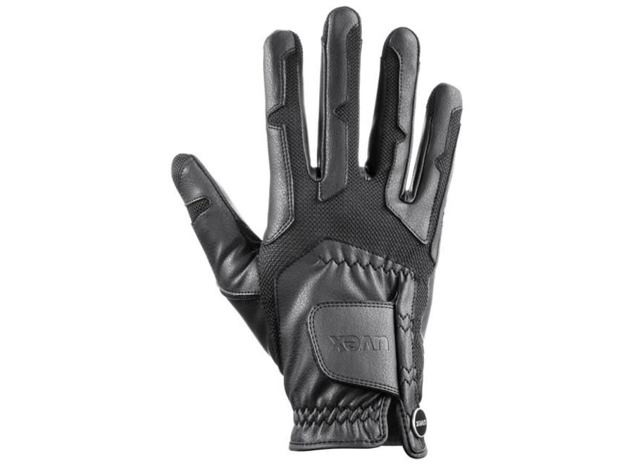 Handschoen Ventraxion black