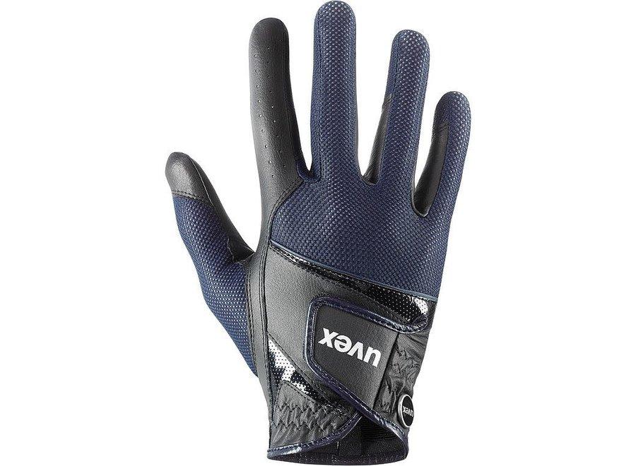 Handschoen Sumair black/blue