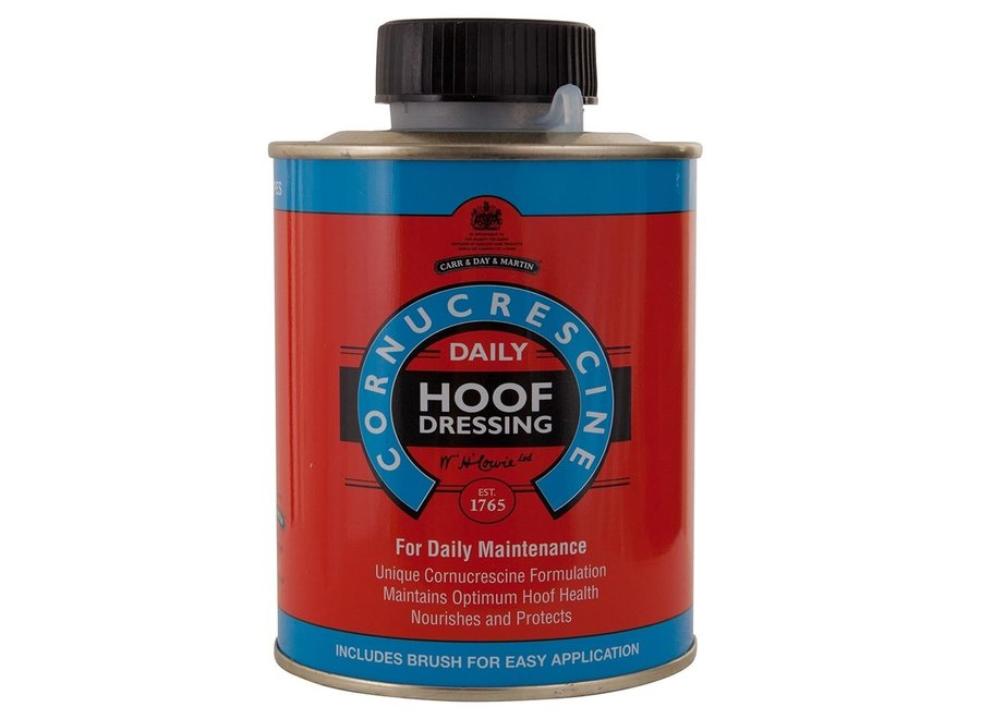 Hoefdressing Cornucrescine Daily Hoof Dressing 500ml