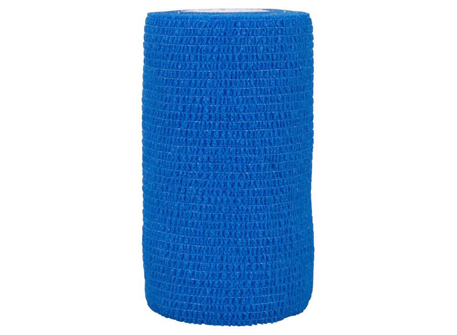 Hechtbandage Co-Wrap 10 cm blauw