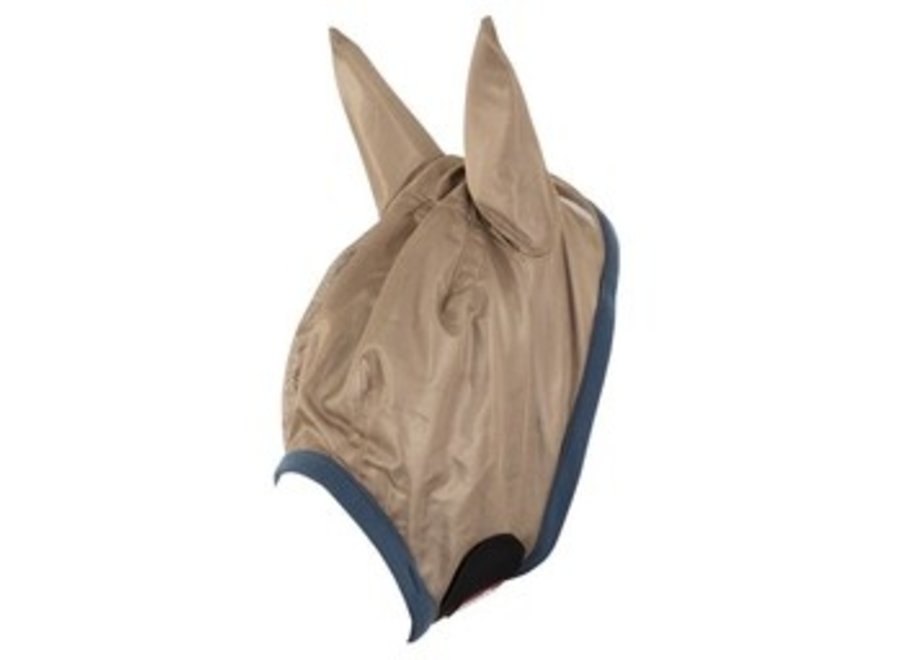 Vliegenmasker met oren mesh Dune  Full