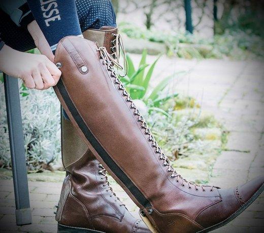 Schoenen, laarzen & chaps