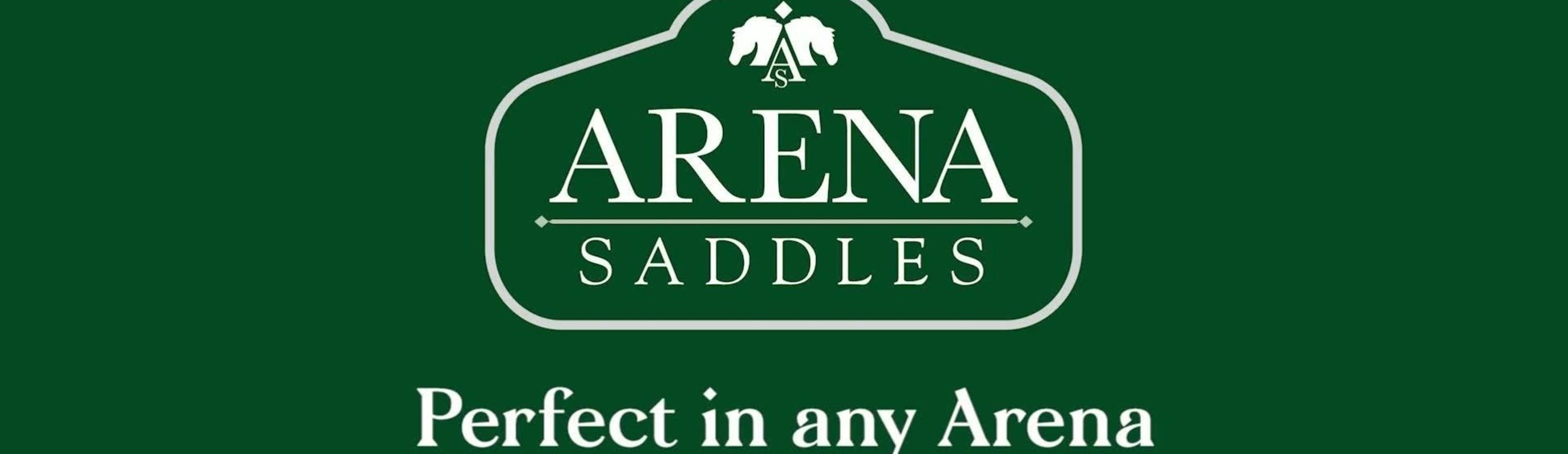 Arena zadels - Mooi, comfortabel en praktisch