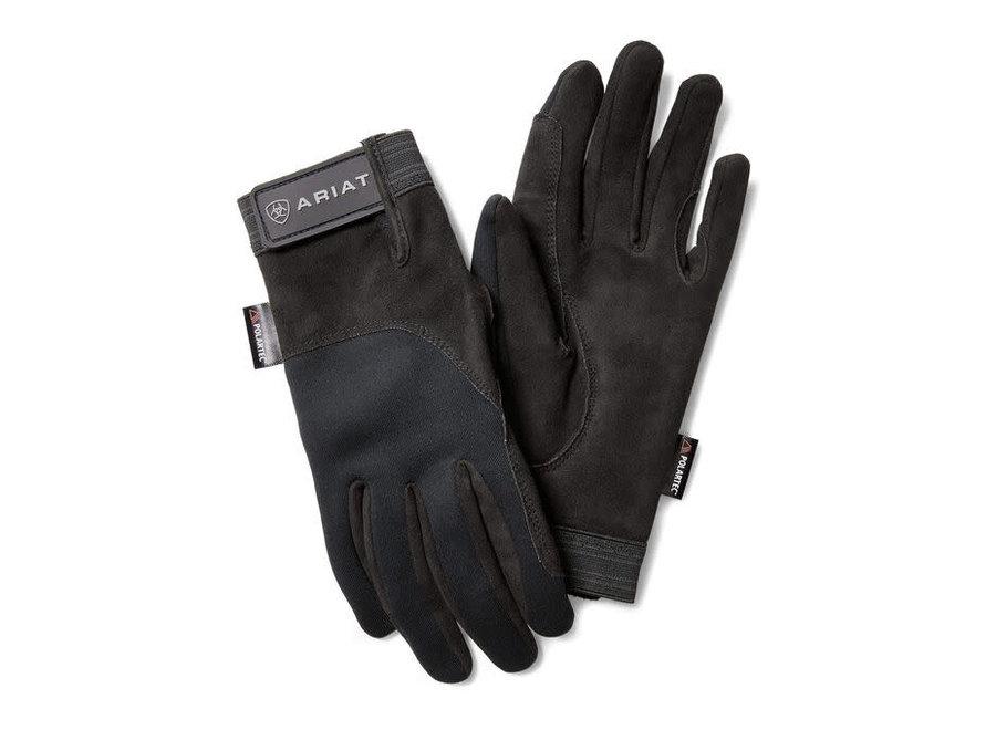 Handschoen Insulated Tek Grip black