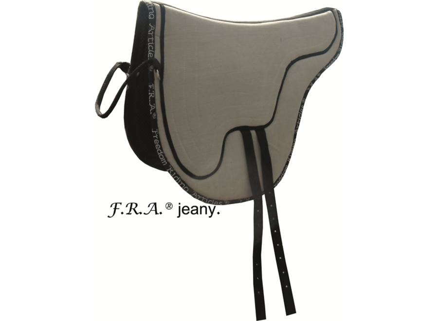 Jeany Basic Barebackpad