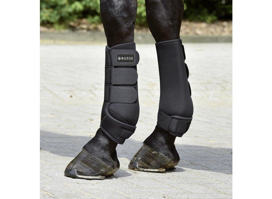Beenbeschermers Tendon Boots Basic Zwart