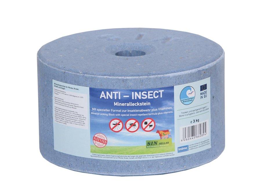 Liksteen Mineralen Anti-insect 3kg