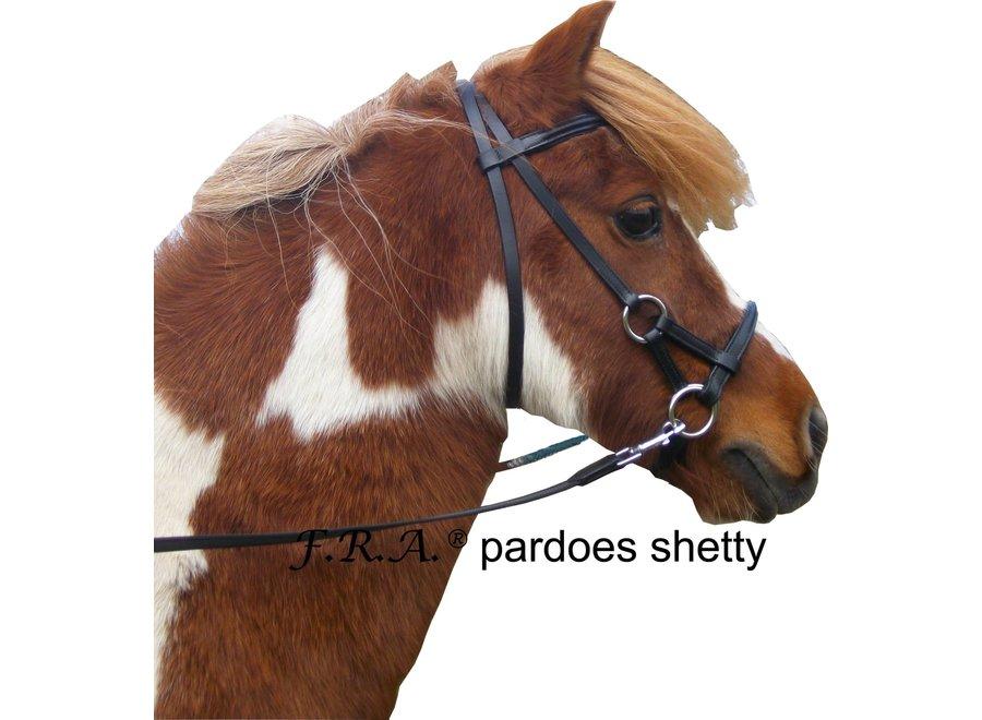 Pardoes Sidepull - met teugels