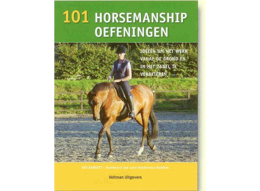 101 Horsemanship oefeningen Barrett