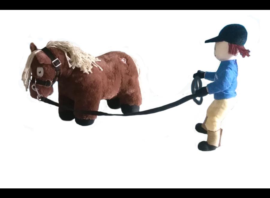 Crafty Ponies longeerset incl. instructieboekje