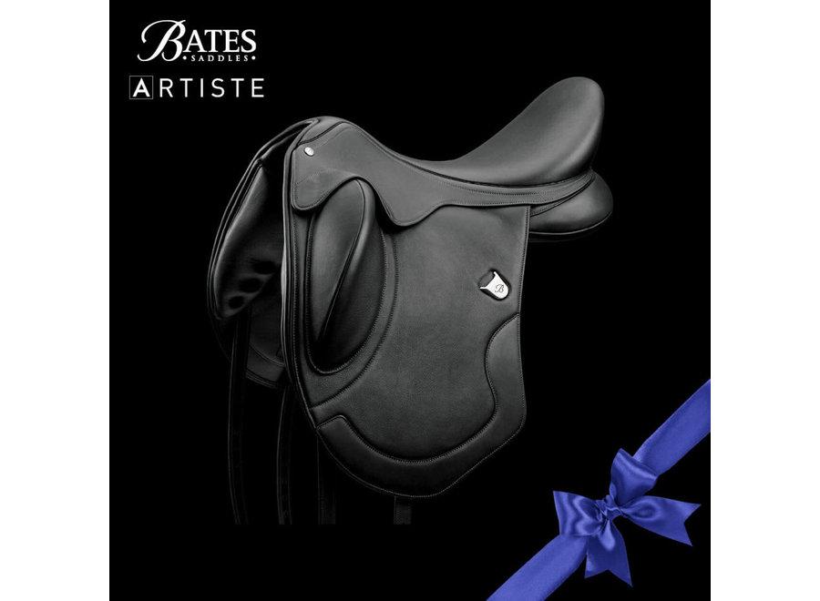 Zadel Bates Artiste Zwart