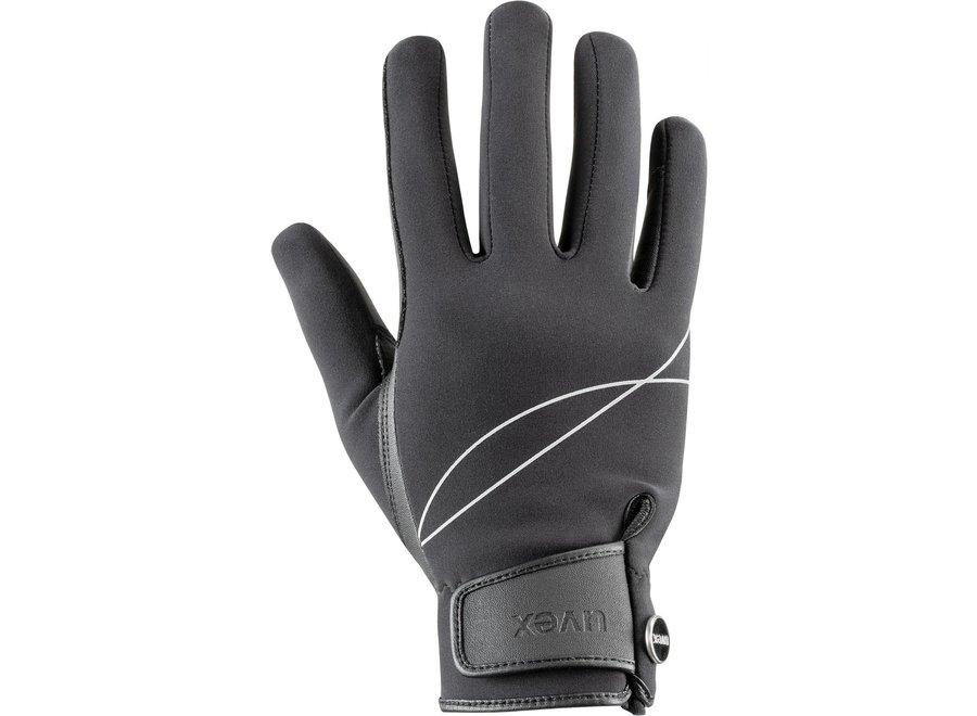 Handschoen crx700 softshell black