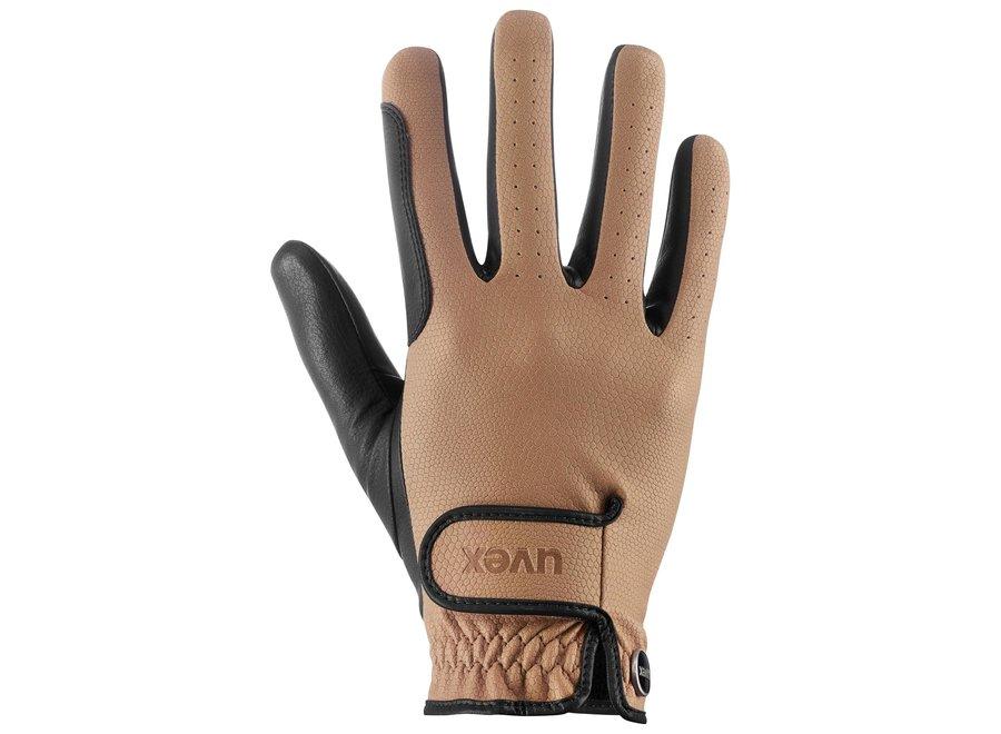 Handschoen Tensa II caramel-black
