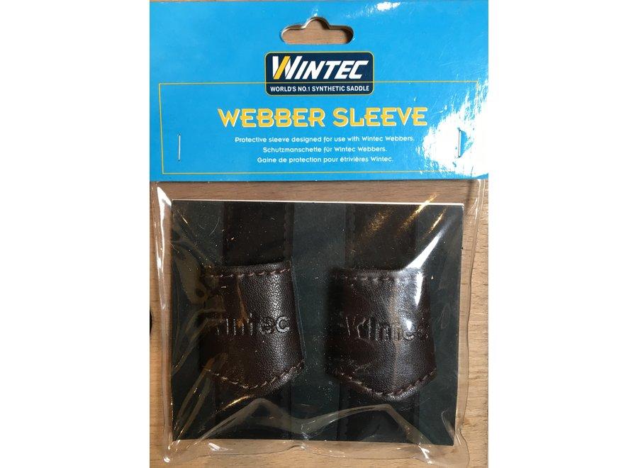 Webber Sleeve Wintec beugelriemhoesjes