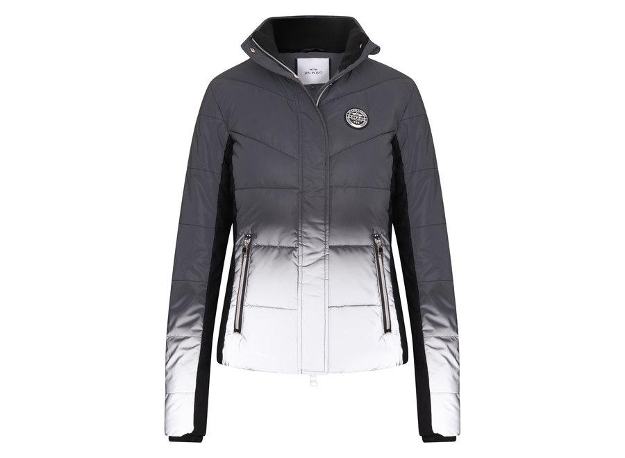 Jacket Reflective Silver - Reflecterende jas