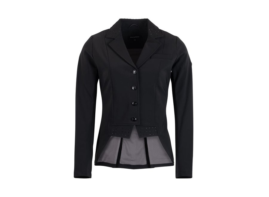 Dressuurjas Short Tailcoat Zwart 36