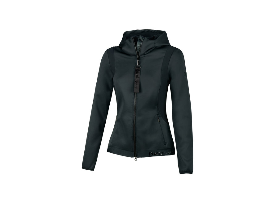 Fleece jacket Lys Dark Green