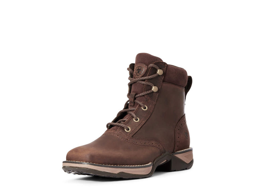 Anthem Lacer Distressed Brown