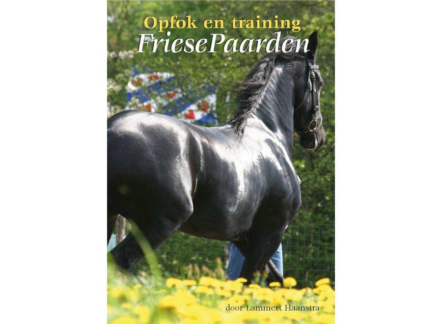 DVD Opfok en training Friese paarden