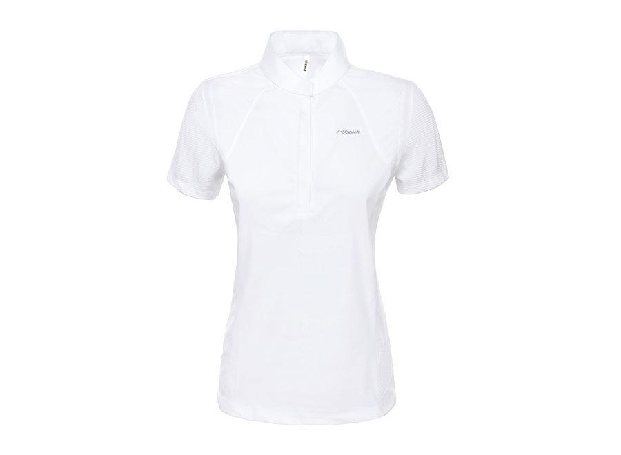 Anija wedstrijdshirt ladies wit