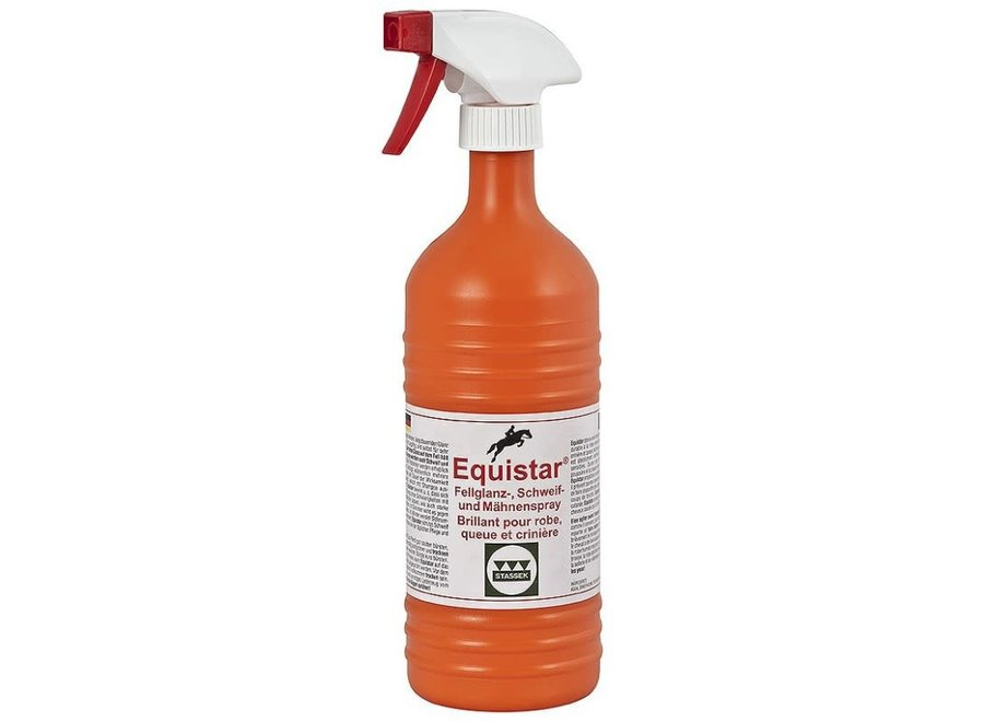 Equistar glansspray 750ml