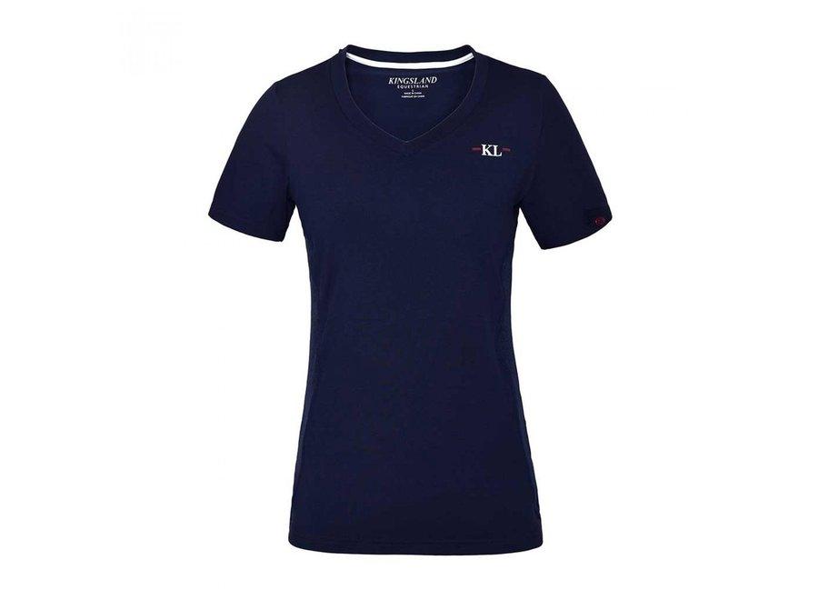 KL Jaslyn Training shirt Navy Blazer