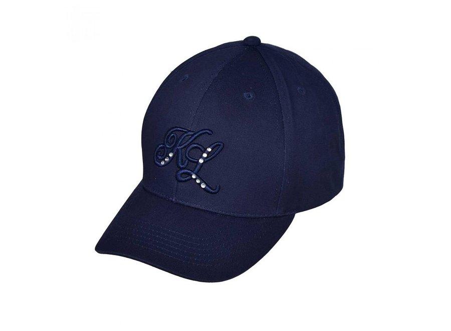 KL Jasmin Cap Navy Blazer