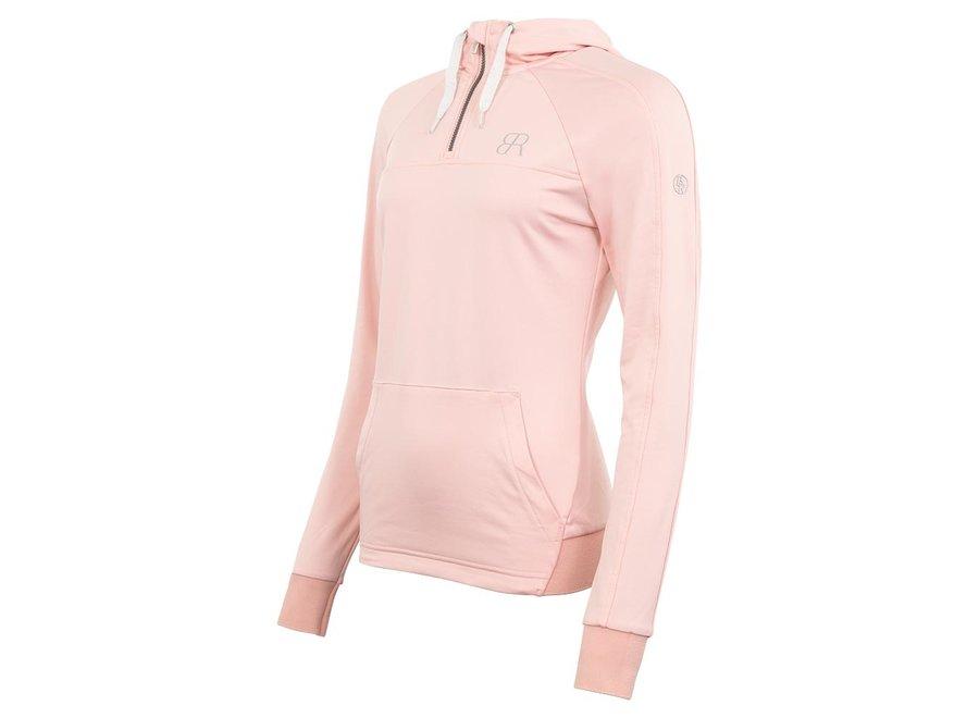 Hoodie Rinke Powder Pink