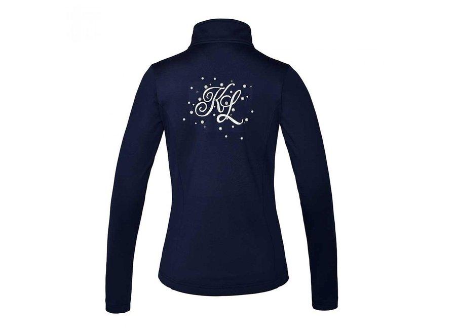 KL Jenny fleece jacket Navy