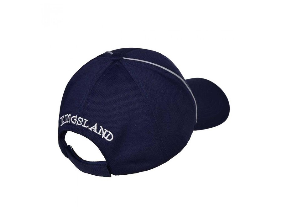 KL Lupe Cap Navy Blazer