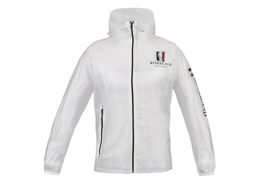 Classic Transparant Rain Jacket