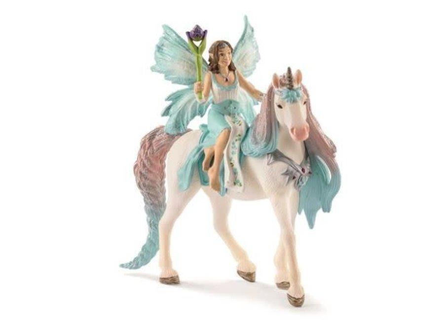 Eyela Fee met eenhoorn prinses