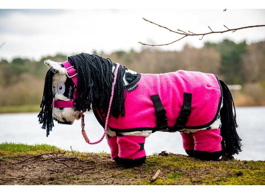 Crafty Ponies fleecedeken  set