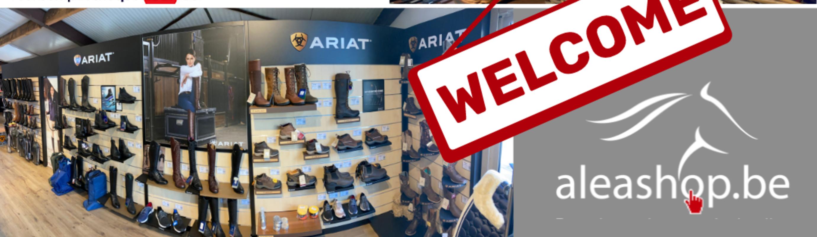 Betaling met consumptiecheques mogelijk & Ariat & Uvex acties - Nieuws juni 2021