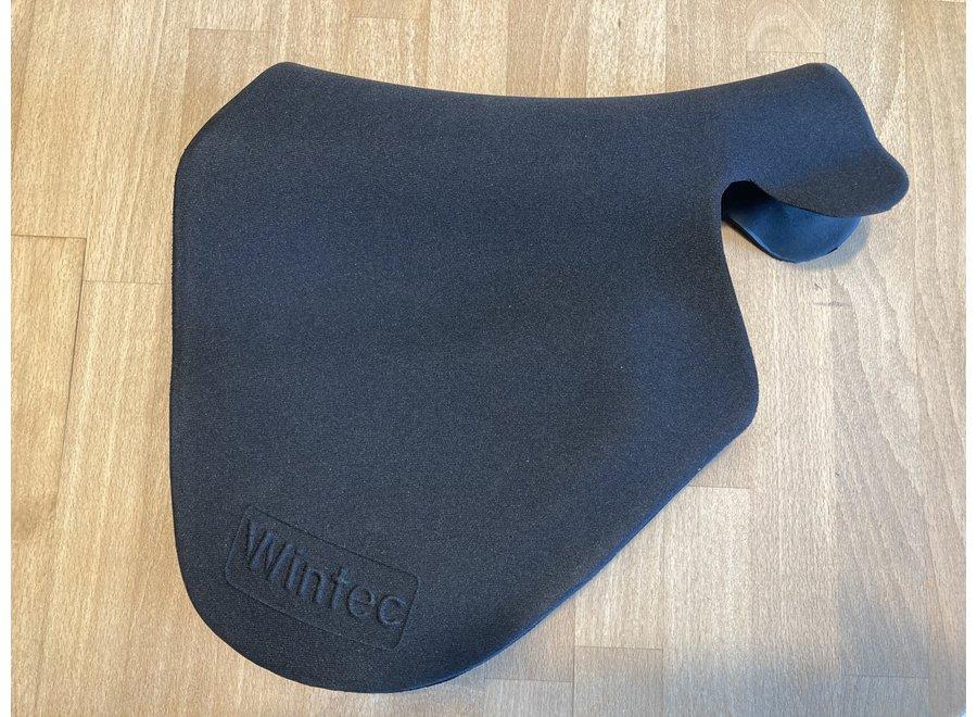 Wintec Half Riser Comfort Pad Front 12mm zwart